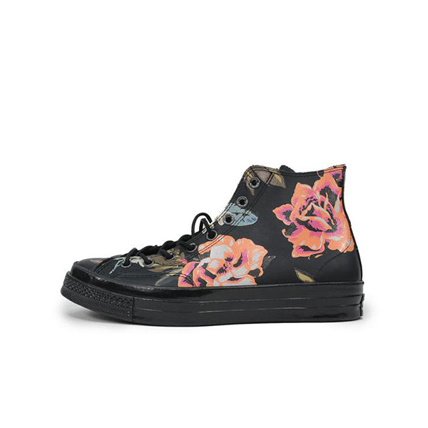 CONVERSE FIRST STRING CHUCK TAYLOR ALL STAR 1970 HI FLORAL / BLACK 148575C