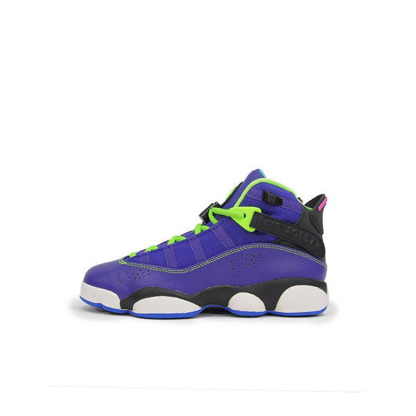"JORDAN 6 RINGS GS ""BEL AIR"" 323419-515"
