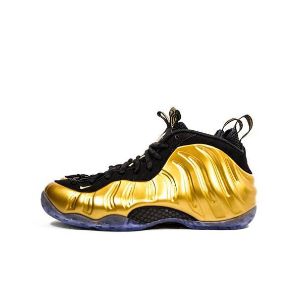 "NIKE AIR FOAMPOSITE ONE ""METALLIC GOLD"" 314996-700 - Stay Fresh"