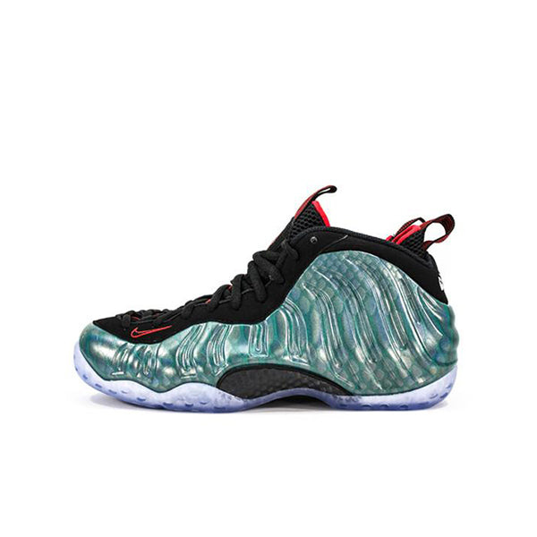 "NIKE AIR FOAMPOSITE ONE ""GONE FISHING"" 2015 575420-300"