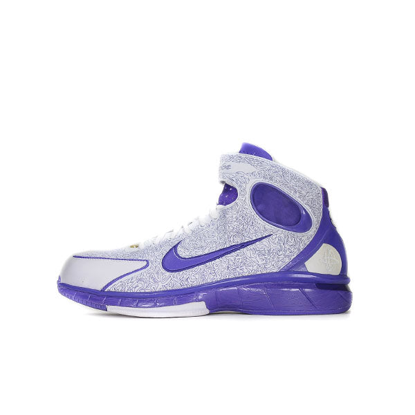 "NIKE AIR ZOOM HUARACHE 2K4 KB ""PURPLE LASER"""