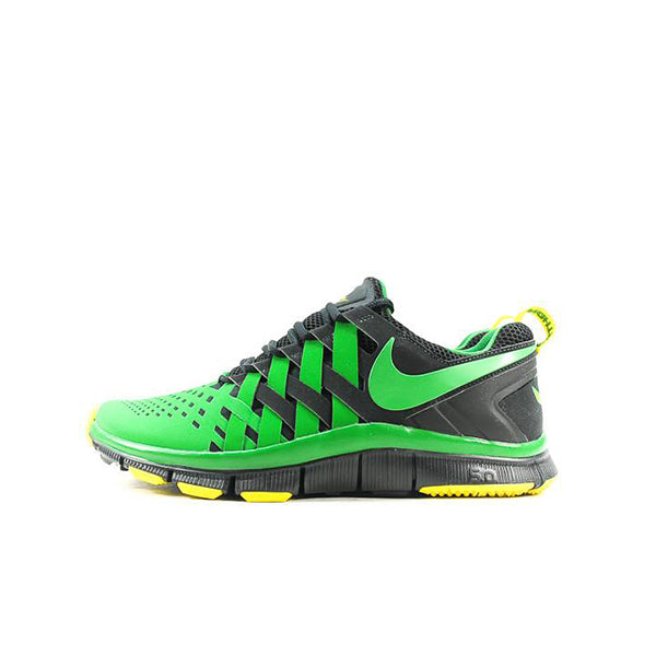 NIKE FREE TRAINER 5.0 OREGON DUCK 2013 621936-037