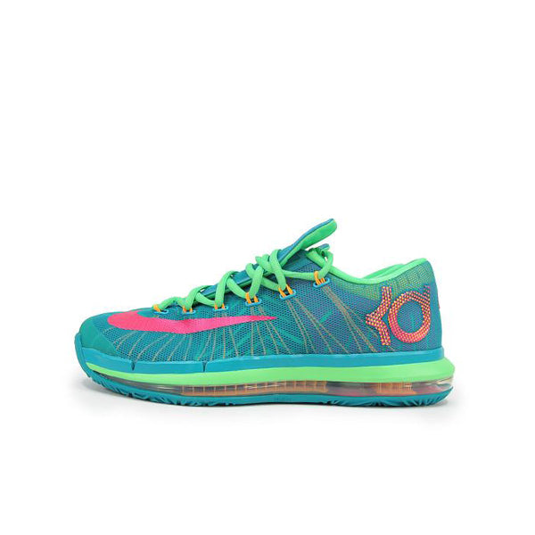 "NIKE KD 6 ELITE ""TURBO GREEN"" 642838-300"