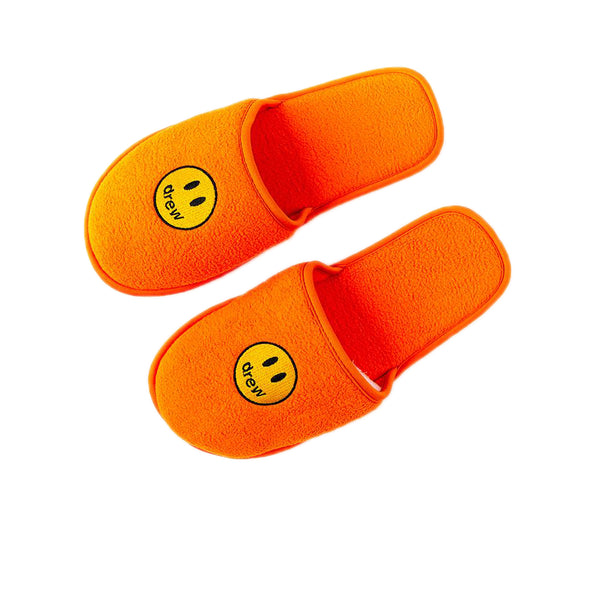 DREW HOUSE MASCOT SLIPPERS ORANGE