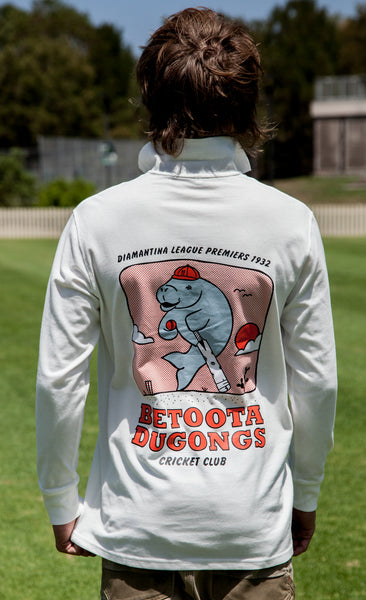 Betoota Dugongs Cricket Club Shirt