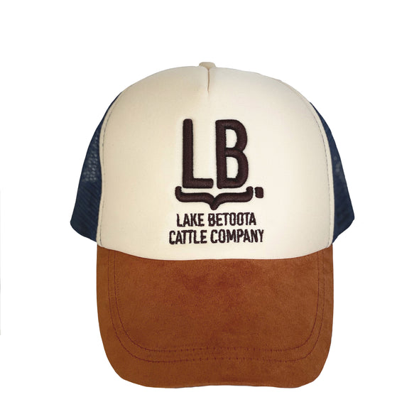 The Lake Betoota Cattle Company Trucker Hat