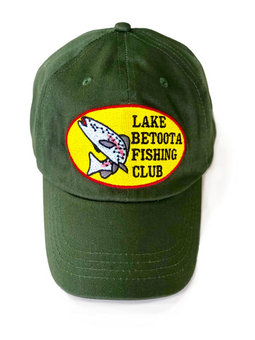 Lake Betoota Fishing Club Cap