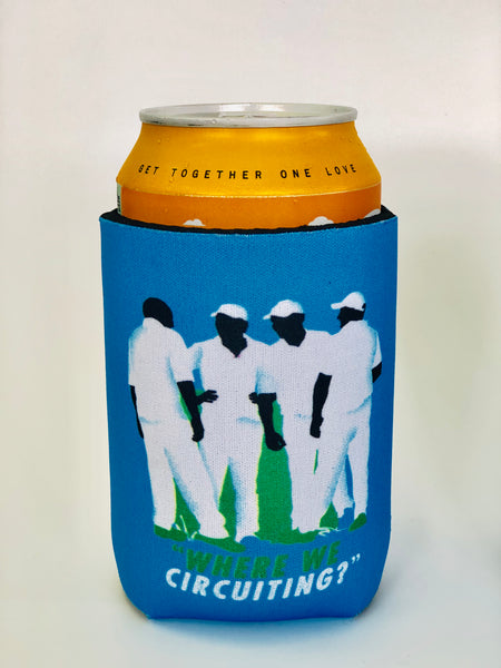 The Grade Cricketer Stubby Holder - Where We Circuiting?