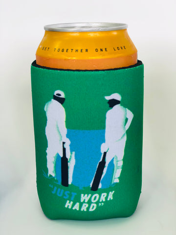 The Grade Cricketer Stubby Holder - Just Work Hard