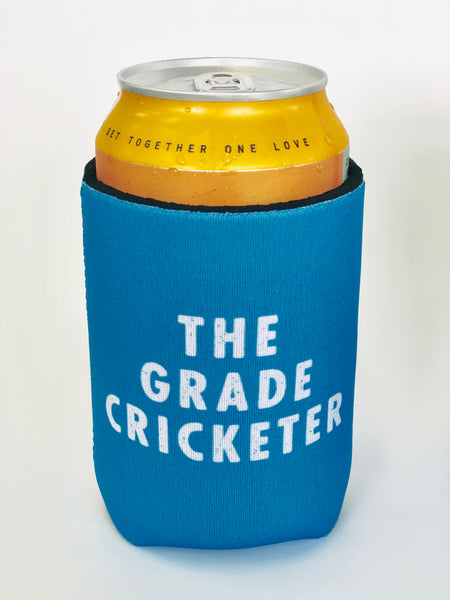 The Grade Cricketer Stubby Holder - 4 Pack