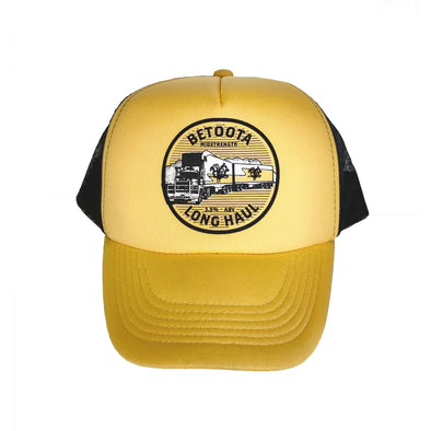 The Betoota Long Haul Mid-Strength Trucker Hat