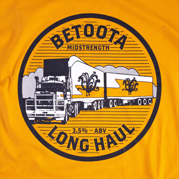 The Betoota Long Haul T-Shirt