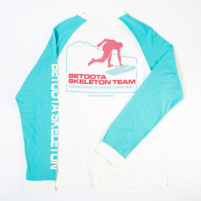 Betoota Skeleton Team Long Sleeve T-Shirt