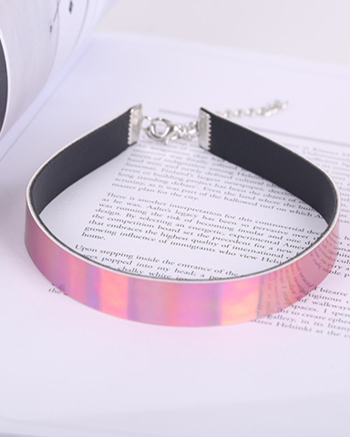 Fluorescent Collar Choker