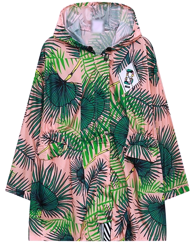 Rainforest Aesthetic Jacket