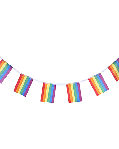Gay Rainbow Flag Decor