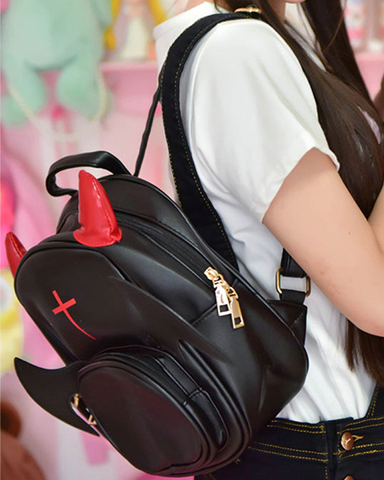 Seraph of the End Devil Backpack