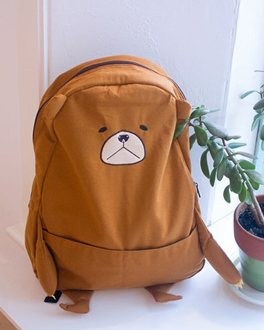 Backpack - Bear Kun Backpack