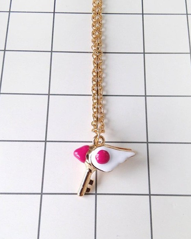 Card Captor 3D Necklaces