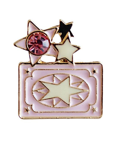 Card Captor Pins