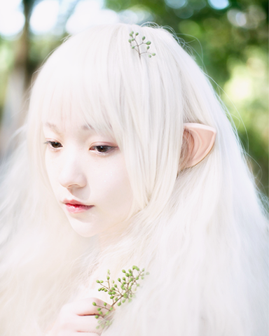 Elf Ear Headphones