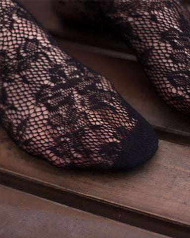Frilly Lace Socks