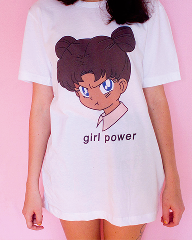 Girl Power Tee 1