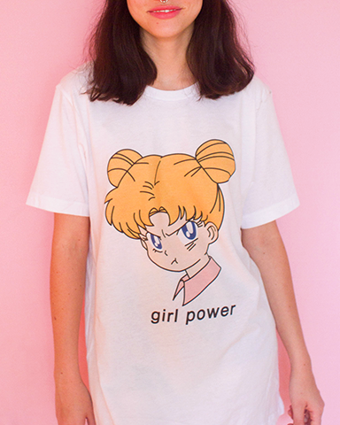 Girl Power Tee 2