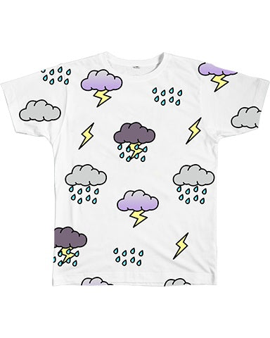 Graphic Tee - Stormy Weather Tee