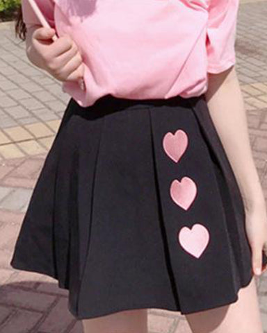 Srce  u modi! - Page 7 Heart-pleatted-skirt1_grande
