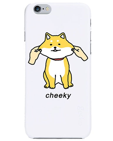 Iphone Case - Cheeky Shiba IPhone Case