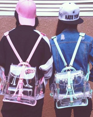 Jelly Backpacks