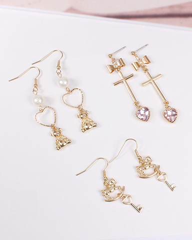 Kawaii Babe Earrings