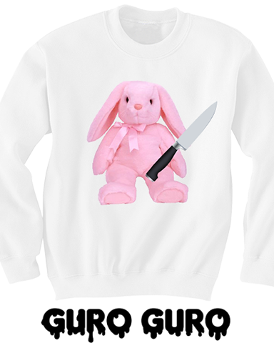 Killer Bunny Sweater