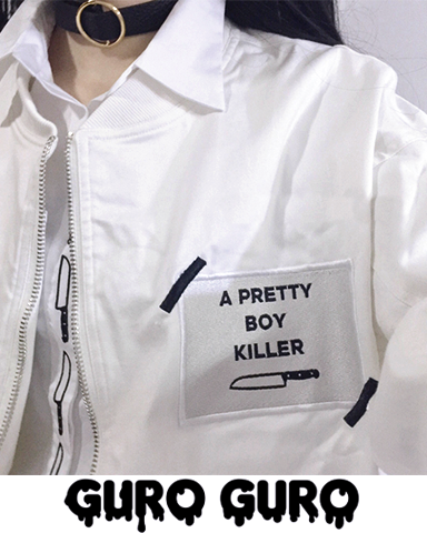 Pretty Boy Killer Jacket