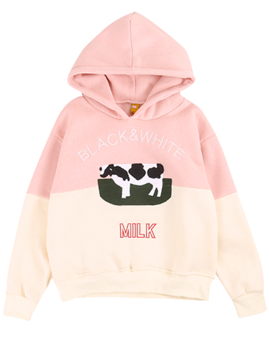 Pastel Milk Hoodies