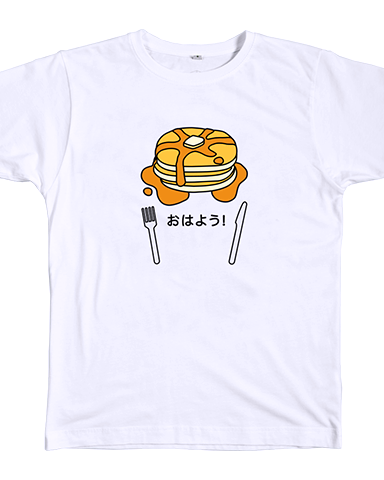 Morning Pancake Tee