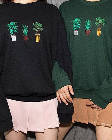 Plants Sweatshirt