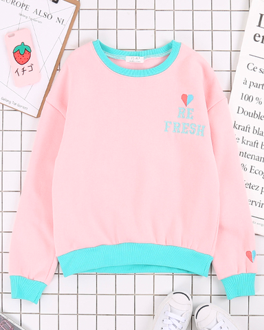 Refresh Sweater