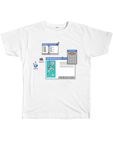 Shirt - Windows Tee