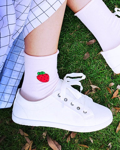 Socks - Strawberry Socks