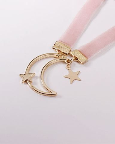Love & Starry Moon 2pcs Bracelet