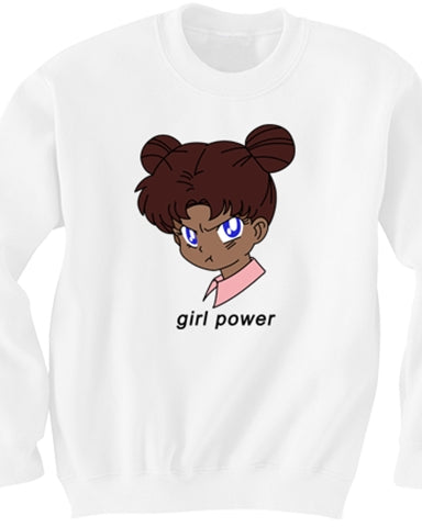 SWEATER - Girl Power Sweater 1