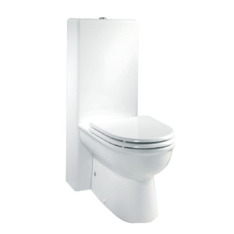 Celino Modern Closed Couple Combined Bidet Toilet With Soft Close Seat