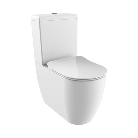 Franco Closed Couple Combined Bidet Toilet With Soft Close Seat