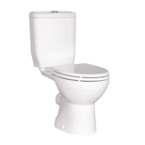 Mini Open Back Combined Bidet Toilet With Soft Close Seat