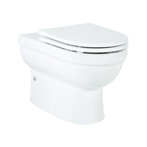 Valeria Back To Wall Combined Bidet Toilet With Soft Close Seat