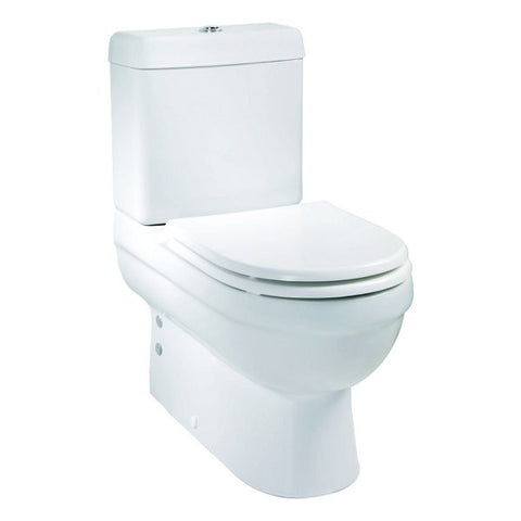 Valeria BTW Closed Couple Combined Bidet Toilet With Soft Close Seat
