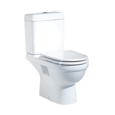 Valeria Closed Couple Combined Bidet Toilet With Soft Close Seat