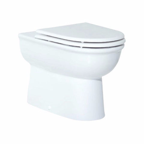 Combined Bidet Toilet With Soft Close Seat